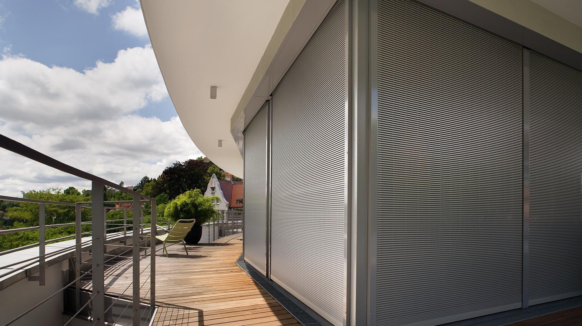 Rollladen – Sonnenschutz – Automation