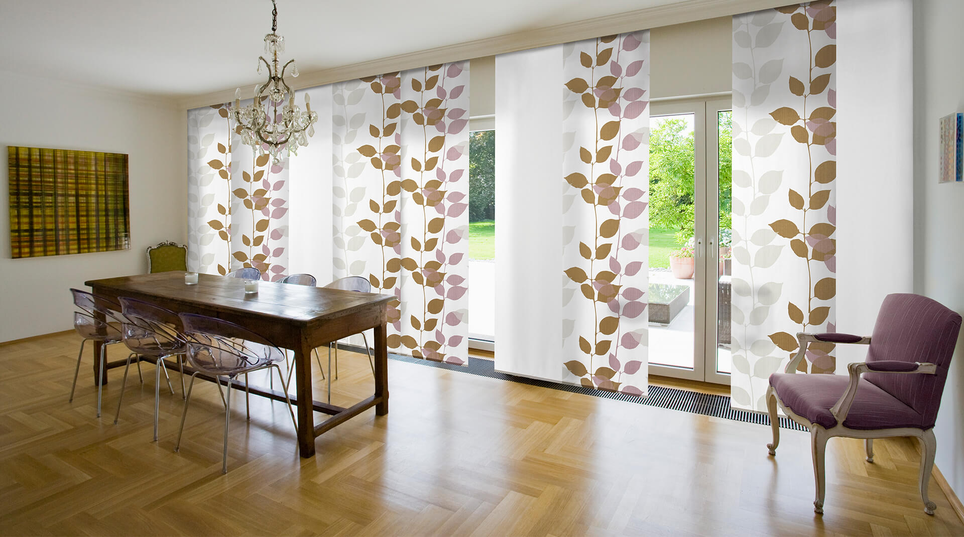 Textiler Sonnenschutz