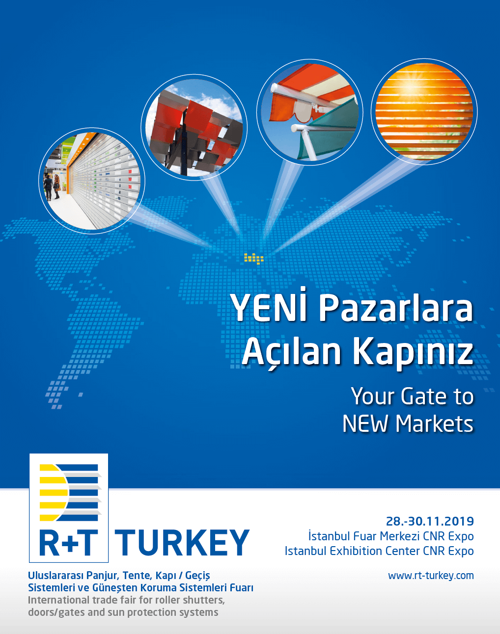 R+T Turkey 2019 - ITRS e V